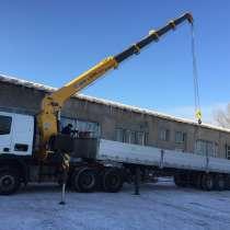 Услуги манипулятора длинномера, в г.Астана
