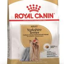 Корм сухой Royal Canin Yorkshire Terrier Adult, в Москве