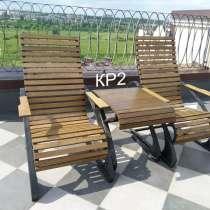 Лофт кресло и лофт столик для террасы и сада, в г.Киев