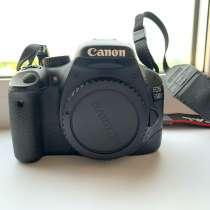 Фотоаппарат зеркальный Canon 550d, в Калуге