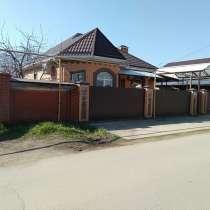 Дом в Краснодарском крае ст. Марьянская, в Краснодаре