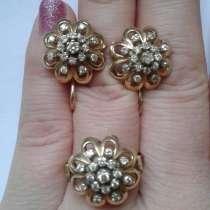 Продам комплект бриллиантовый, в г.Алматы