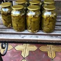 Перец в масле, в Махачкале