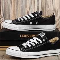 Низкие белые Converse, в г.Львов
