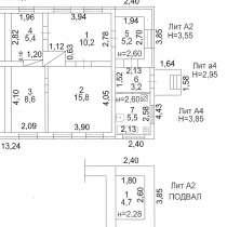 Продаю Дом 54.2 м² на участке 3.6 сот, в Новочеркасске