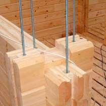 Строительство деревянных домов, в Ивантеевка