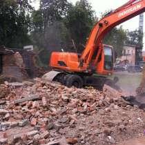 Демонтаж любых зданий, покупка, в Новосибирске