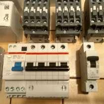 Автоматический выключатель дифференциального тока ABB DS204, в Электростале