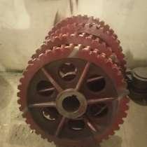 В наличии червячные колеса черт. 483.1.15 привода топок ТЧЗМ, в Барнауле