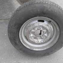Шина 165/80R13 Б/У с диском Москвич 2140,2138, в г.Баку