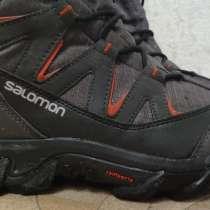"""Мужские зимние ботинки """"Salomon"""" разм.42 цена 4000 руб, в Ульяновске"""