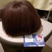 Парик из натуральных волос, в Москве