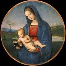 Настенное панно картины Рафаэля Санти (1483-1520), в Нижнем Новгороде