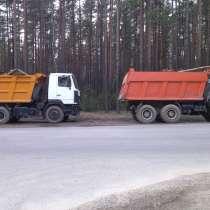 Аренда маз 20 тонн 15,6 кубов, Экскаватор-погрузчик, в г.Минск