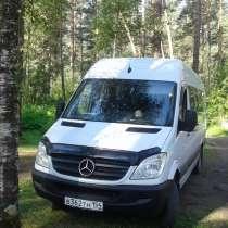 Аренда микроавтобуса Mercedes Sprinter (20 мест), в Новосибирске