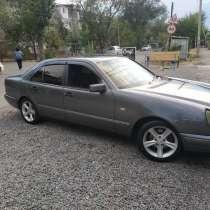 Продаю Мерседес 1997г.в. W210 двигатель 2.4 Коробка Механика, в г.Бишкек