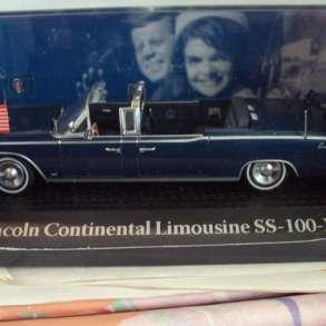 Lincoln Continental Limousine SS-100-X, в Ставрополе