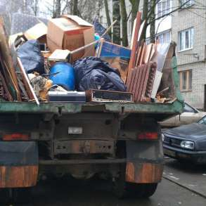 Вывоз старой мебели, хлама на свалку в Омске, в Омске