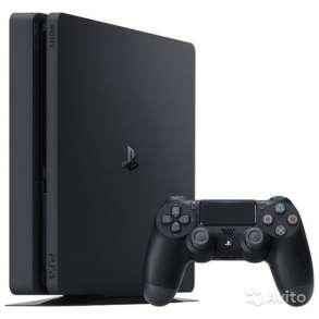 Sony PS4 Slim 1 Tb, в Казани