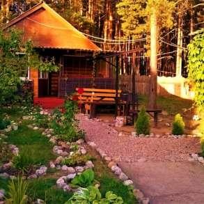Сдаю дом в турбазе Чайка-Селигер, в сосновом бору, у озера, в Твери