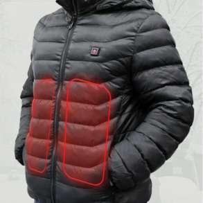 Куртка с подогревом, в Москве