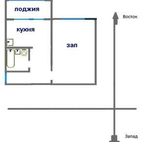 1 к. кв 105 серии не угловая 7 этаж, Аламедин 1, в г.Бишкек