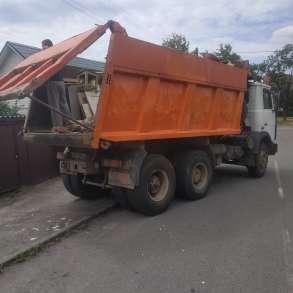 Вывоз мусора самосвалы 20 тонн и экскаваторы-погрузчики (гру, в г.Минск
