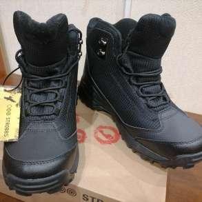 Новые мужские, зимние ботинки, в Дмитрове