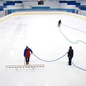 Обслуживание ледовых арен, в Владивостоке