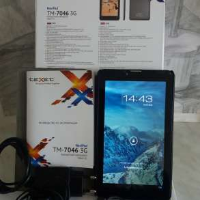 Планшет teXet NaviPad TM-7046 8 Гб 3G, в Димитровграде