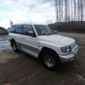 Mitsubishi Pajero, в г.Тбилиси