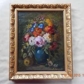 Картина холст масло Спасский Павел Иосафович, в Москве