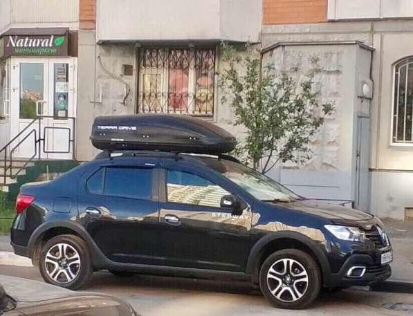 Автобоксы TERRA DRIVE на любые автомобили в Москве фото 3