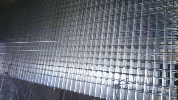 Производство и реализация сварной сетки 100*100*3 мм