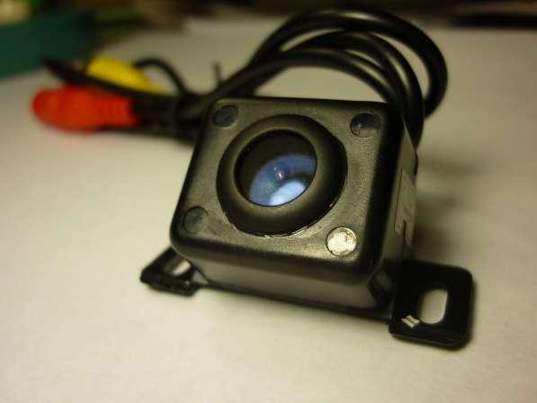 Камера заднего вида 4ик
