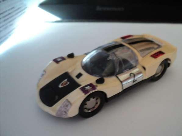 Масштабная модель Porsche