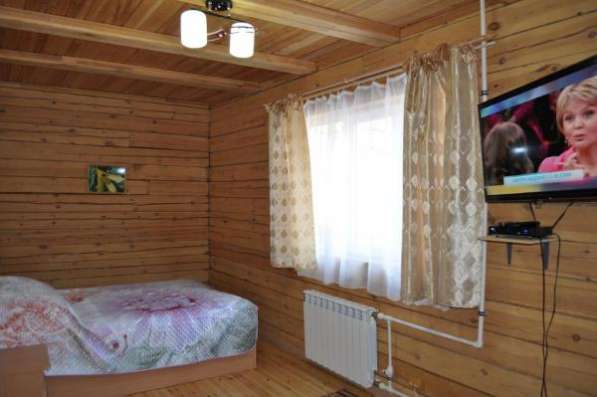 Гостиничный комплекс п. Листвянка на Байкале в Иркутске фото 4