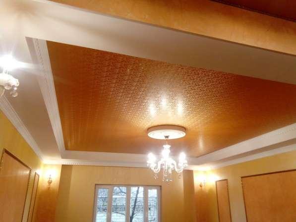 Декоративные эксклюзивные потолки в Симферополе