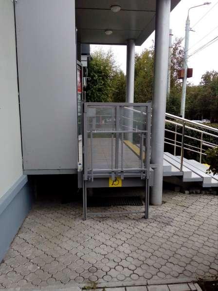 """Вертикальный подъемник для инвалидов, """"пту 001"""" в Челябинске фото 10"""