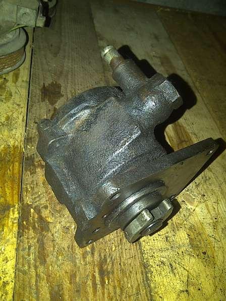 Fiat Dukato 2.5D/TD насос вакуумный на блоке
