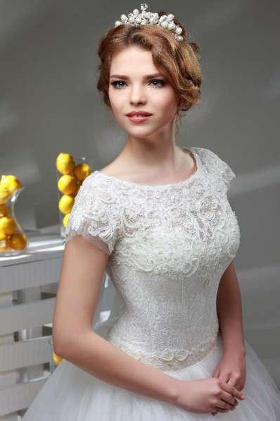 Новое свадебное платье в Москве фото 8