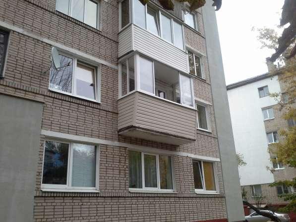 Балкон под ключ в