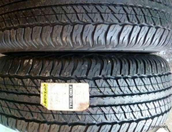 Новые Dunlop 275 65 R17 Grandtrek AT20