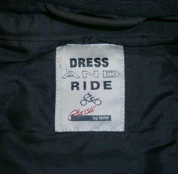 Мотокуртка DRESS AND RIDE Classic by BMW в Екатеринбурге фото 4