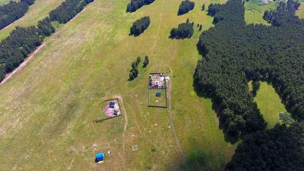 УЧАСТКИ в 350 метрах от ОЗЕРА АРГАЗИ в Челябинске