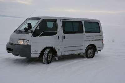 подержанный автомобиль Mazda Bongo