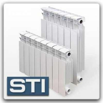 Радиаторы чугунные STI модель «Нова» STI