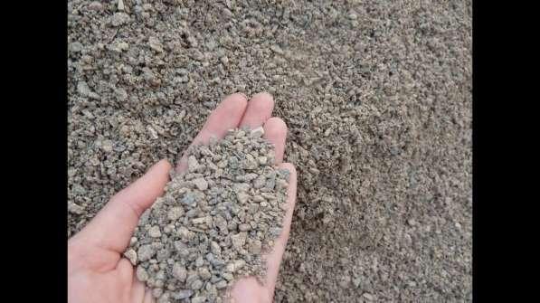 Cыпучие строительные материалы в