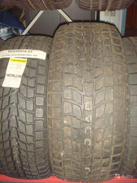 Новые Dunlop 265/70/15 Grandtrek SJ6 110Q