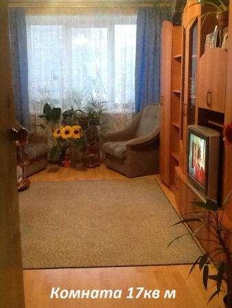 Продаётся комната 17 кв.м в Калининском р-не